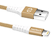 MFi Lightning Braided Charge & Sync Cable