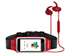 ActiveGear Wireless Earphones + Sport Belt Set