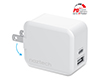 30W USB-C PD Dual Output Fast Wall Charger
