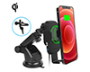 Smart Grip Wireless Charging Car Mount