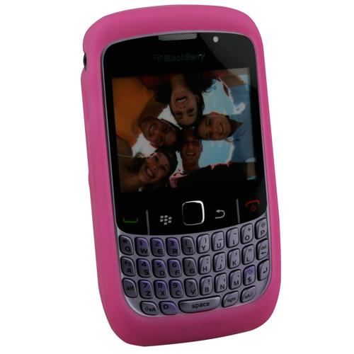 BlackBerry Curve Silicone Cover