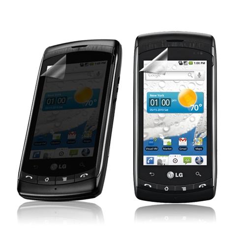 LG Ally VS740 HD Privacy Screen Protector