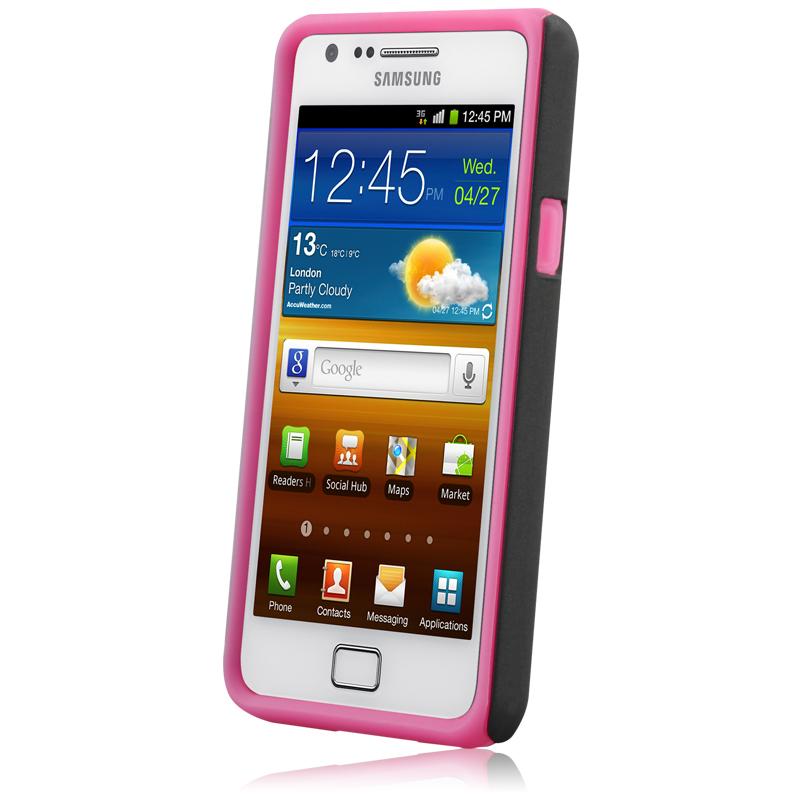 Galaxy S2 Vertex 3 Layer Cover