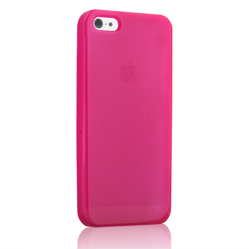 iphone 5s getting hot tpu cover for apple iphone 5 5s transparent pink 14803