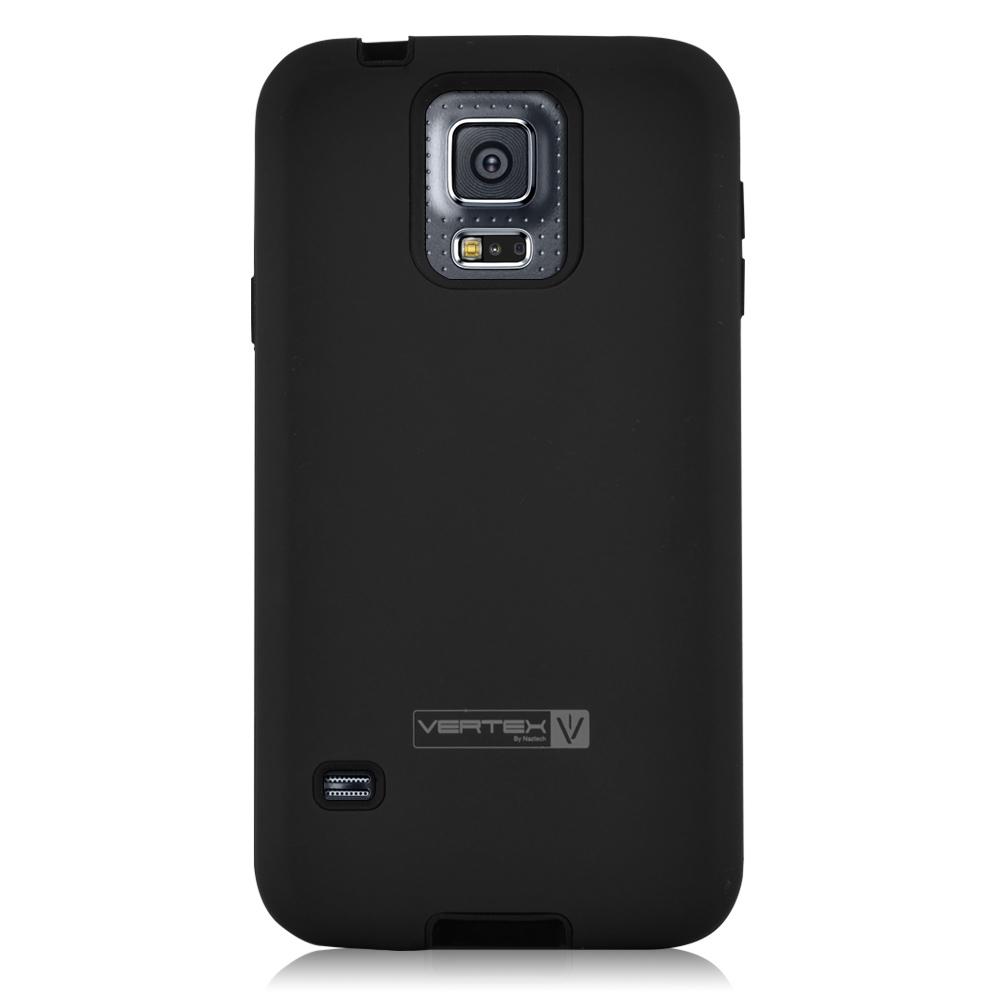Naztech Vertex Samsung Galaxy S5 Black/Black