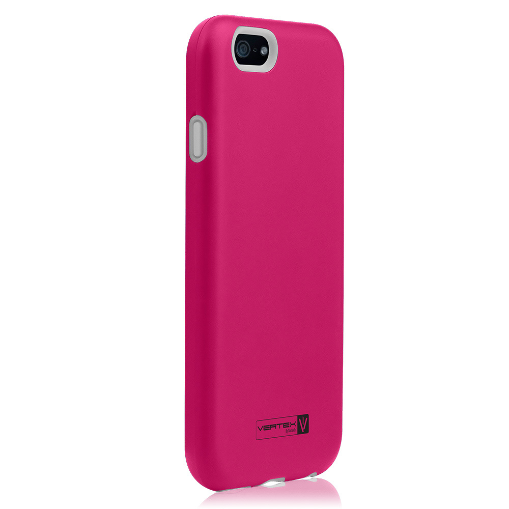 pink iphone 6 naztech vertex for iphone 6 6s white pink 12777