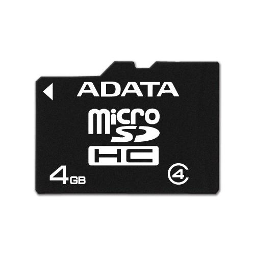 4GB microSDHC