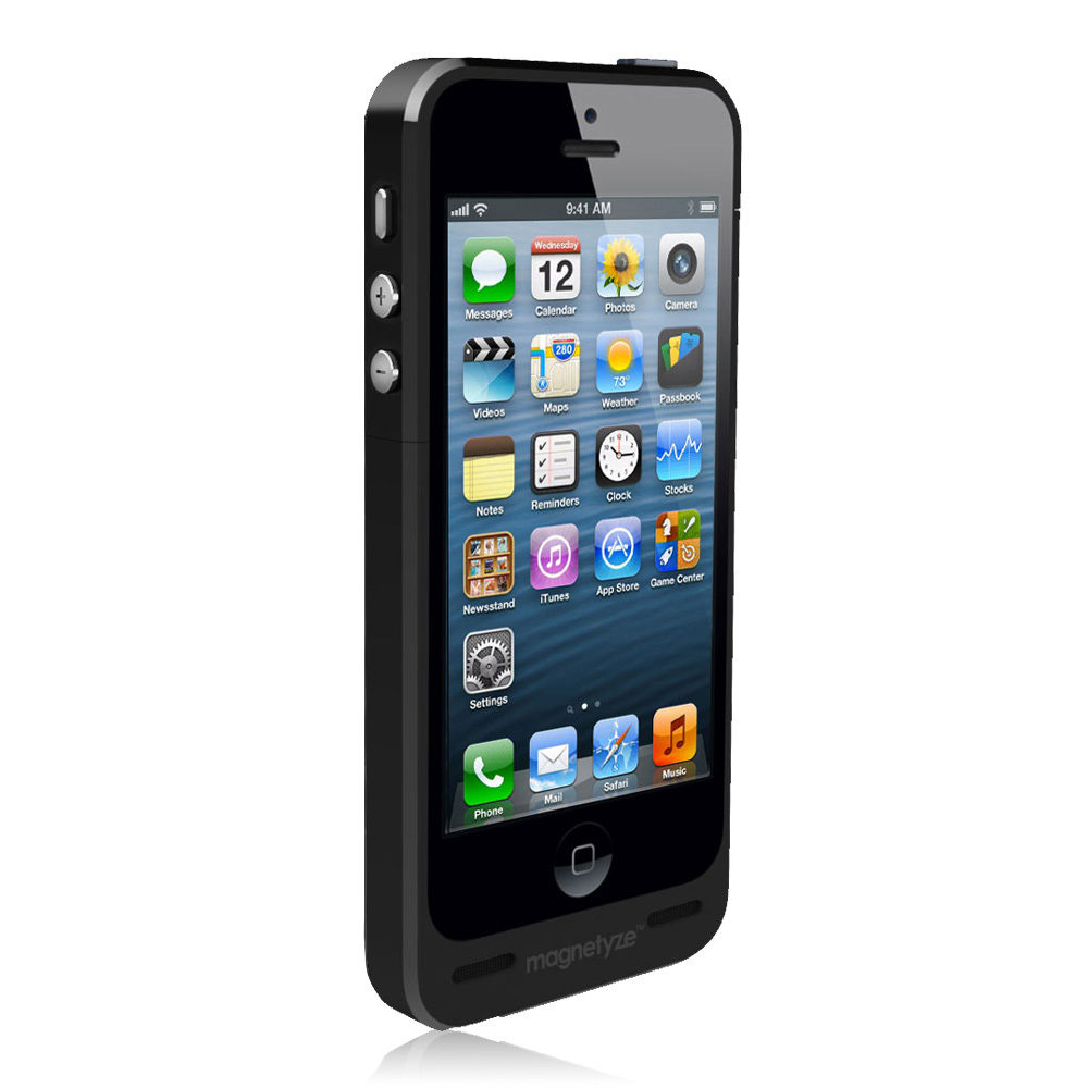 iphone 5 protective case magnetyze iphone 5 protective amp cable black 7609
