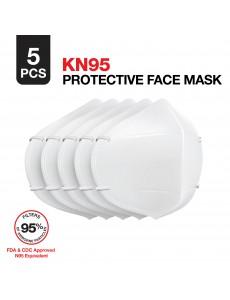 KN95 Face Mask - Bulk 5 Masks